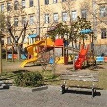 costruzione parco giochi
