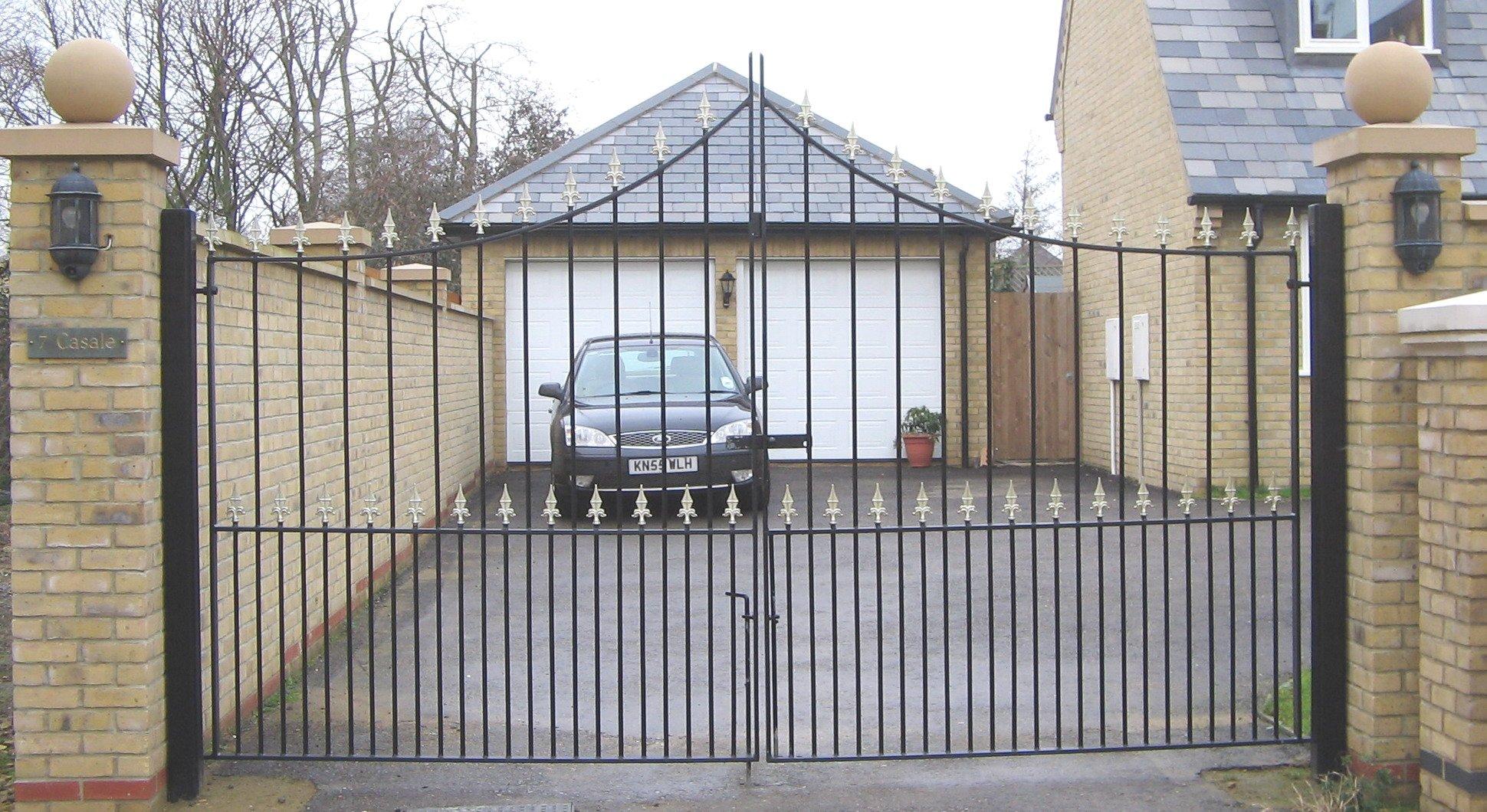 drive gate