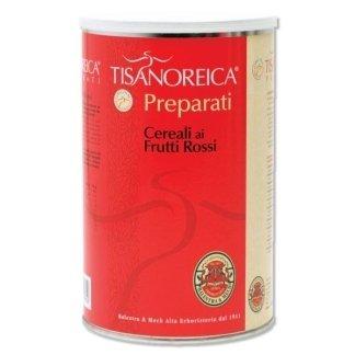 Cereali ai frutti rossi Tisanoreica