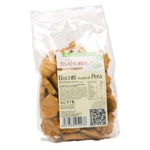Biscotti al gusto di Pera