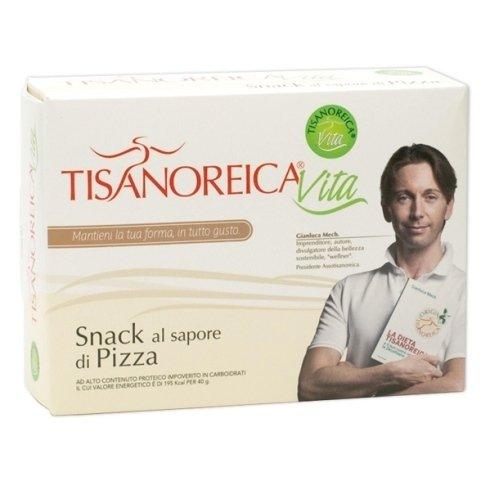 Snack al sapore di pizza