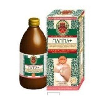 bottiglia di prodotto decottopia nominato Mamma+