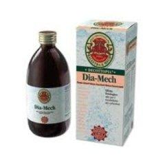 bottiglia di prodotto decottopia nominato Dia – Mech