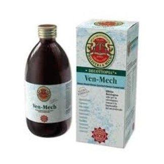 bottiglia di prodotto decottopia nominato Ven- Mech