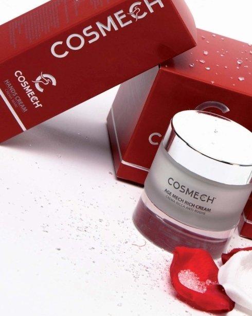 Cosmech prodotti cosmetici