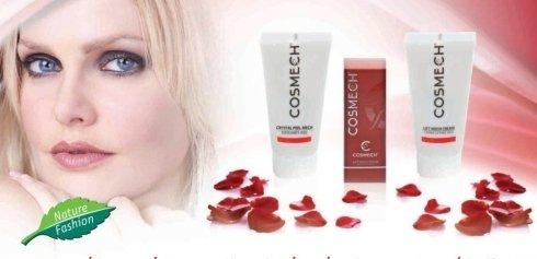 Prodotti cosmetici per la bellezza del viso