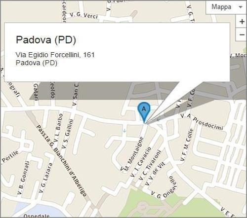 Padova (PD), Via Egidio Forcellini, 161