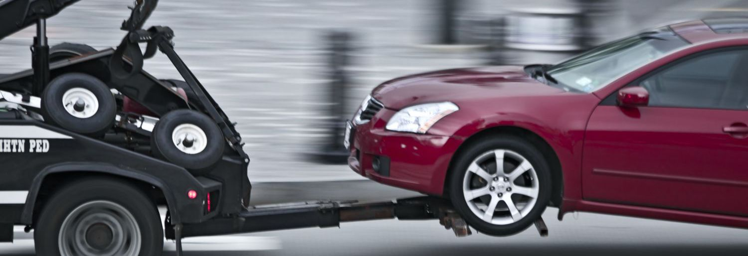 Vehicle towing in Carthage, OH