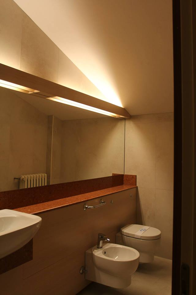 Bagno di camera di hotel