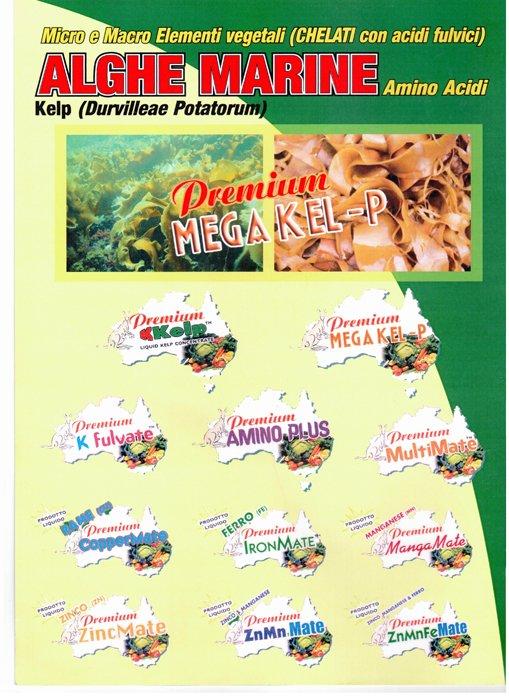 Premium Mega Kel - P Fertilizzanti Australian Organic Fertiliser Ad Avezzano