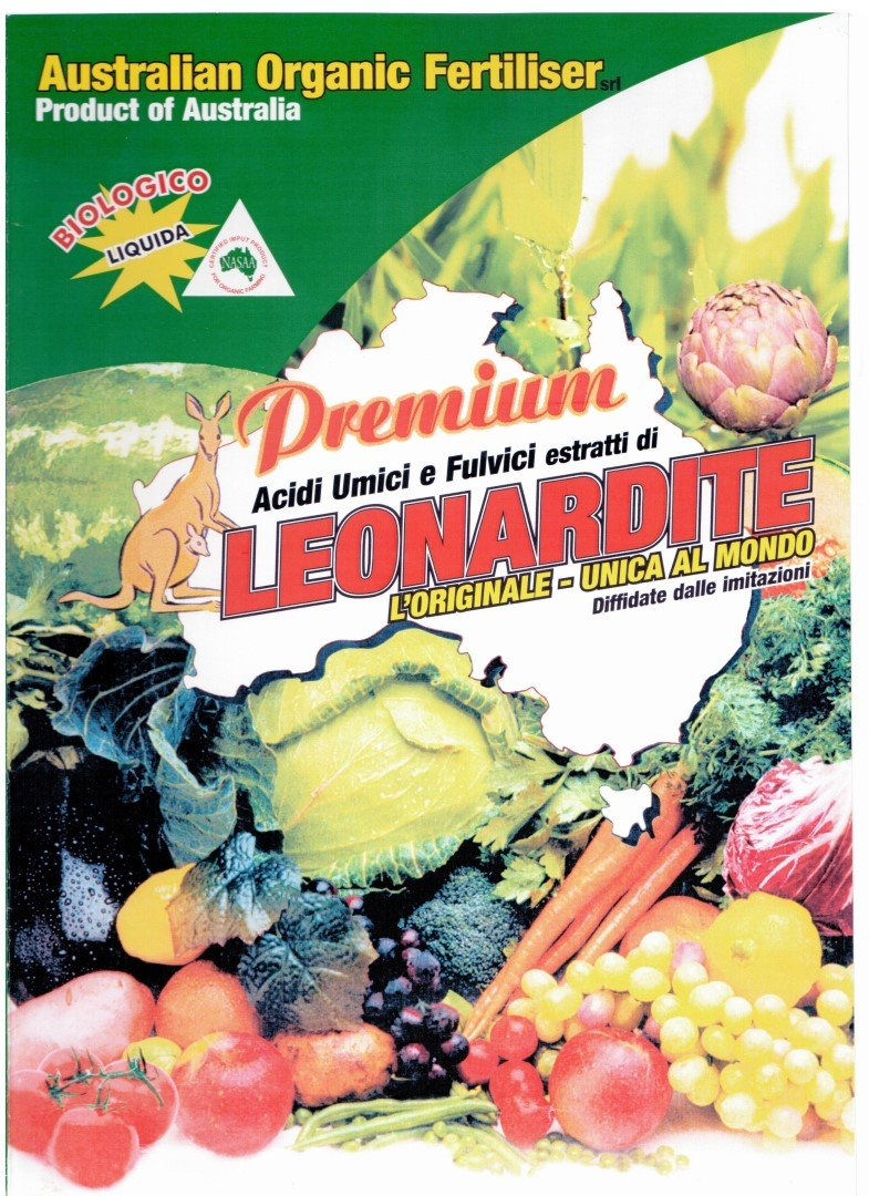 Premium organic fertilizers in Avezzano