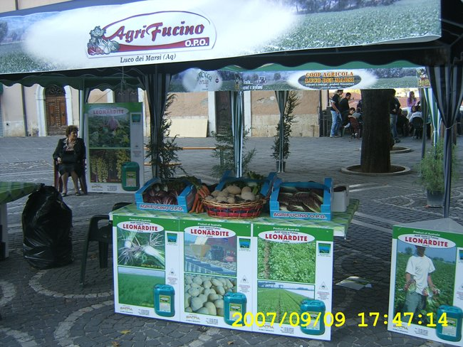 Products Fair in Avezzano