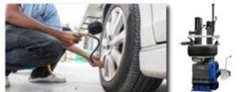 controllo pressione pneumatici, vendita gomme, riparazioni rapide