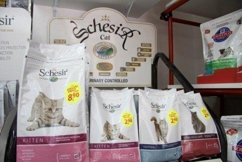 prodotti Schesir per gatti