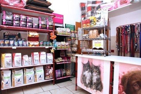 Alimenti e prodotti per animali domestici