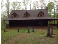 Beautiful cottage after roofing job in Eden, NC