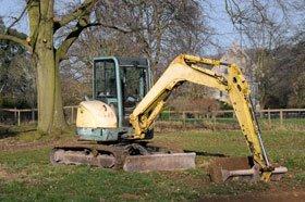 Groundworks - Belfast - Manley Contracts - Groundwork