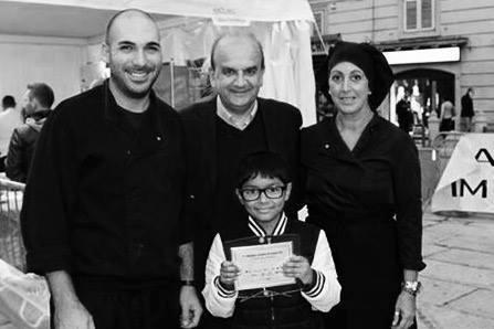 Primo premio al Palio del Raviolo 2016