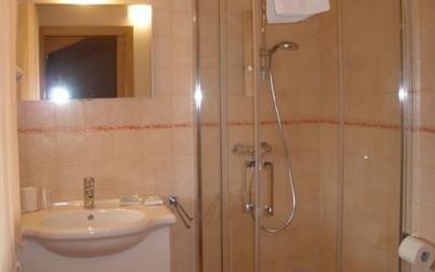 stanza con bagno brez trento