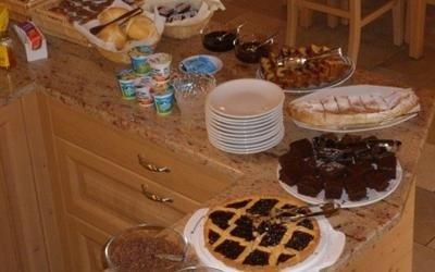colazione a buffet brez trento