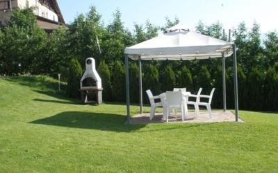 giardino con giochi brez trento