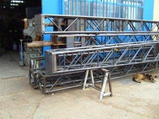 strutture portanti acciaio