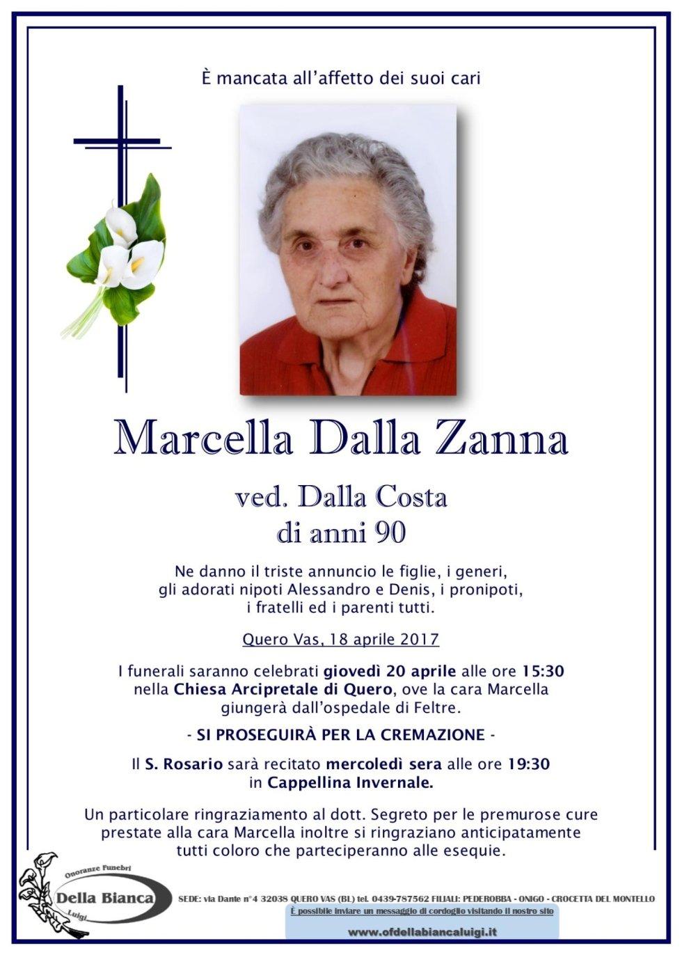 Marcella dalla Zanna