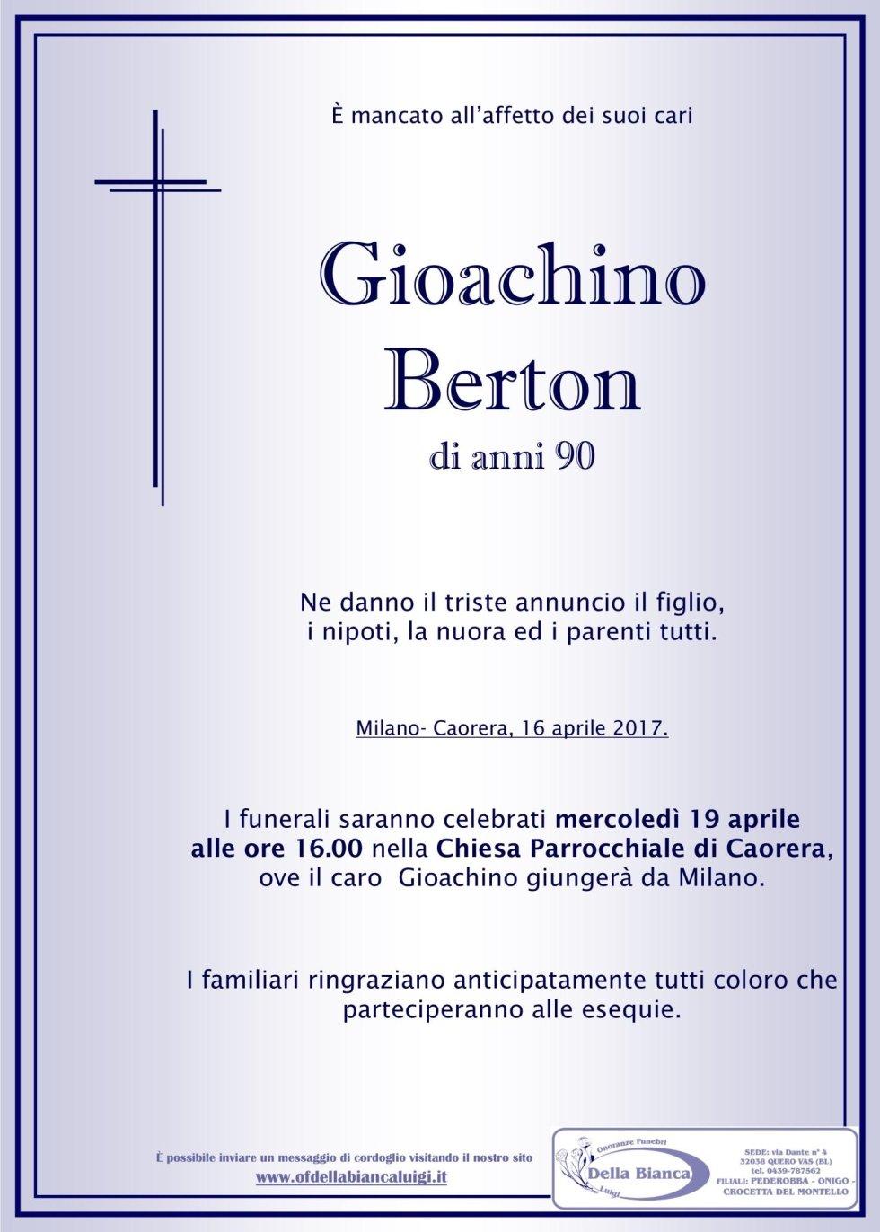 Berton Gioacchino