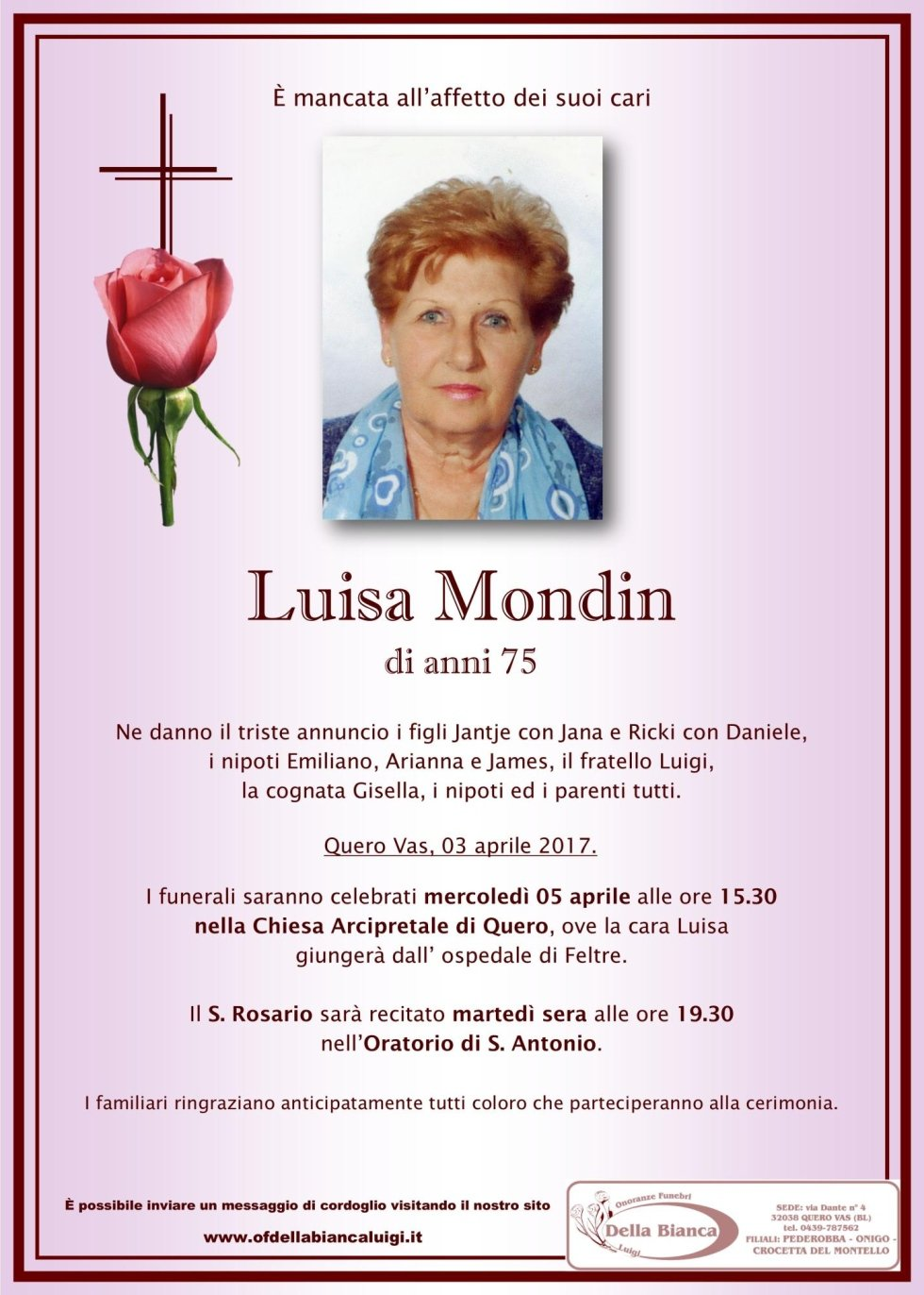 Luisa Mondin