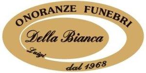 Logo Onoranze Funebri Della Bianca