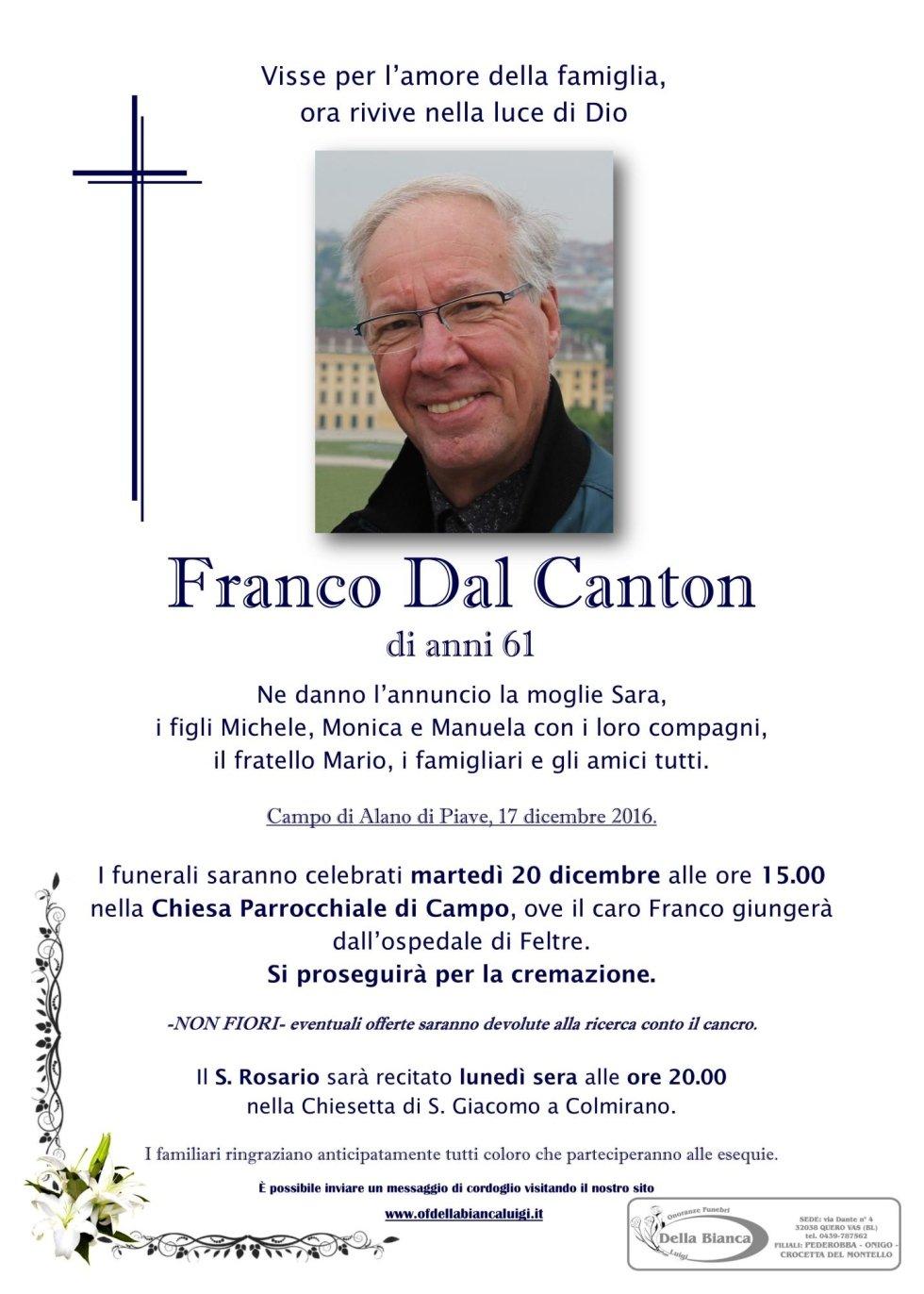 Dal Canton Franco