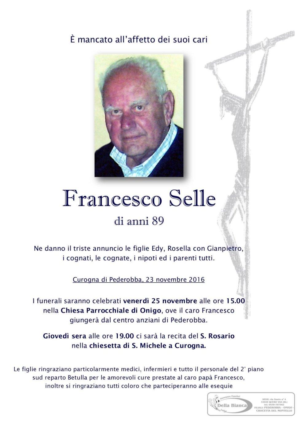 selle francesco