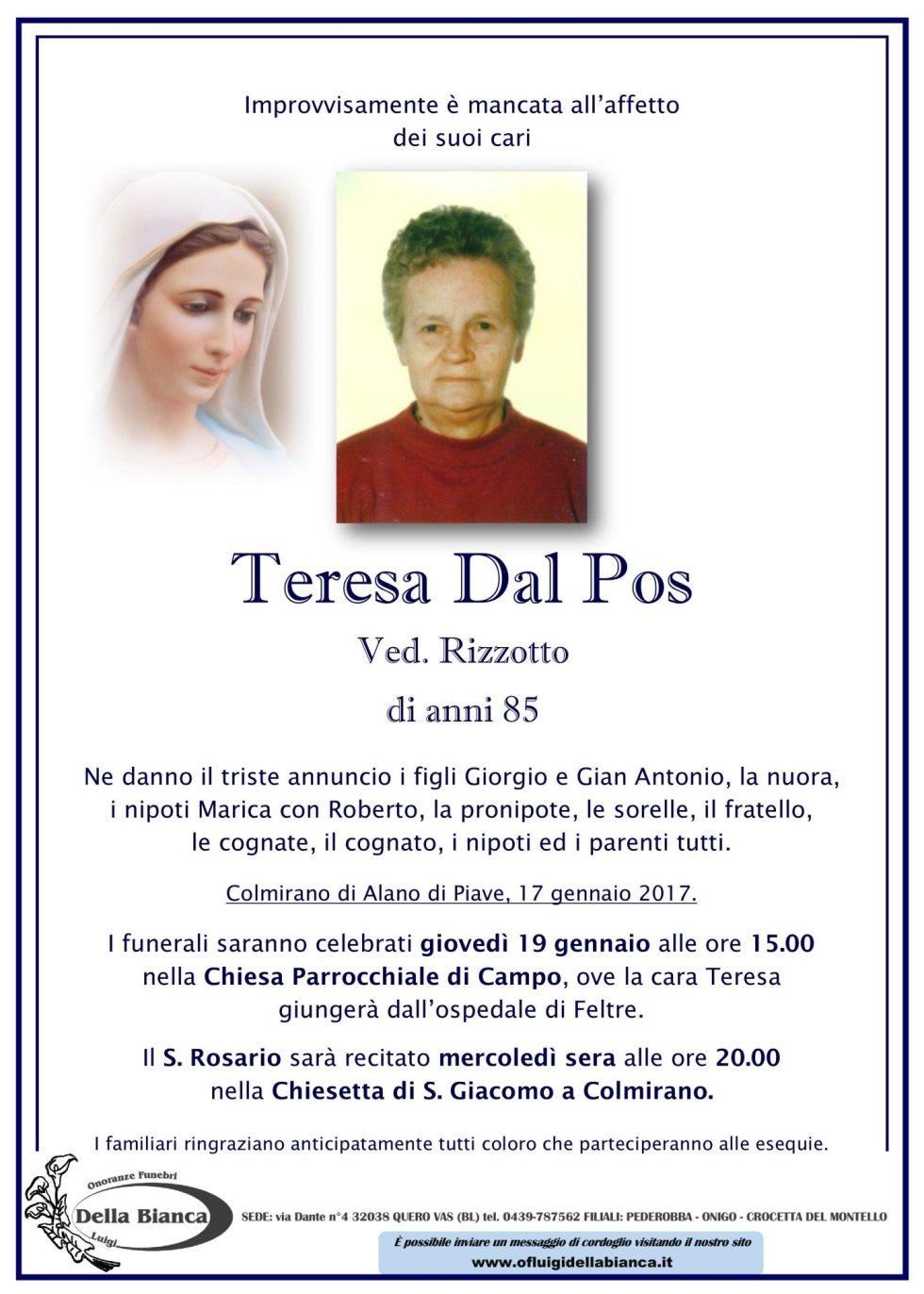 Dal Pos Teresa