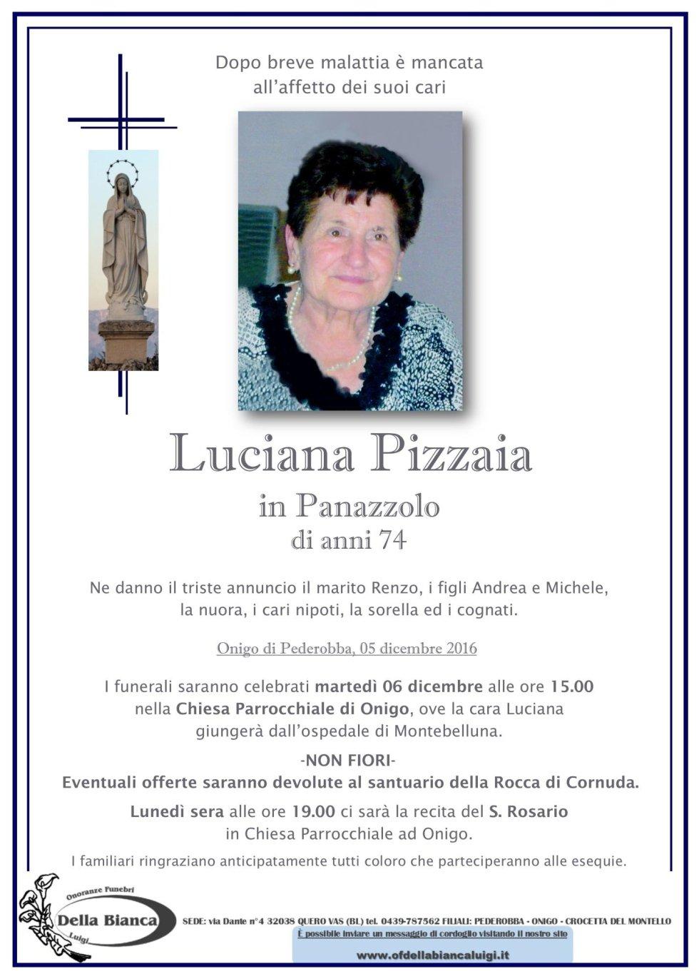 luciana pizzaia