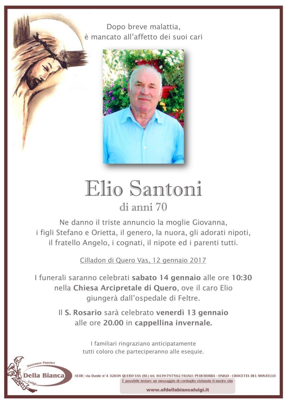 elio santoni