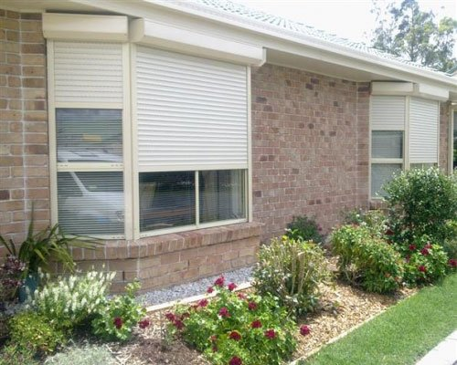 brick house roller shutters