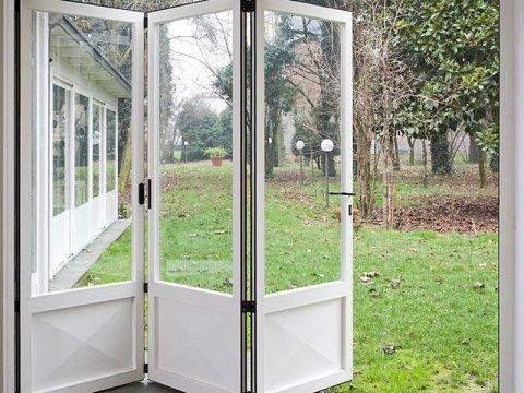 finestra alluminio pavia