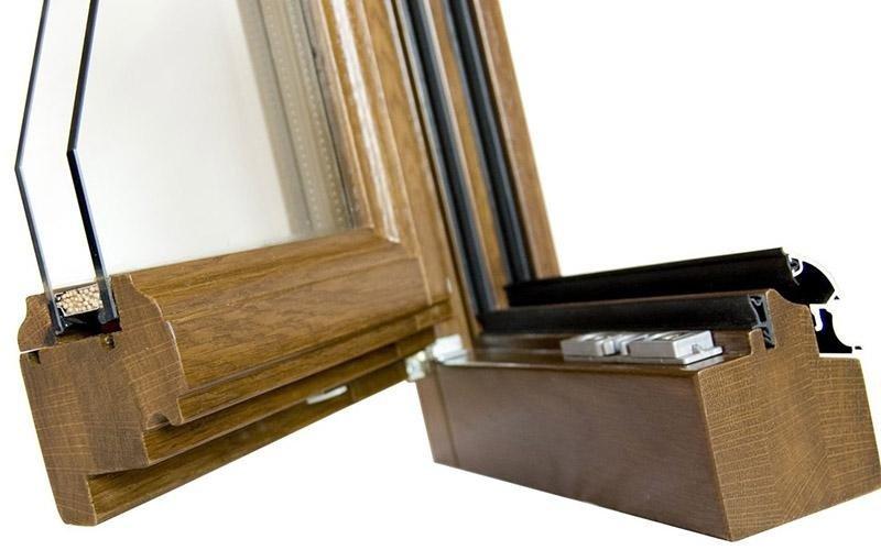 Profilo in legno