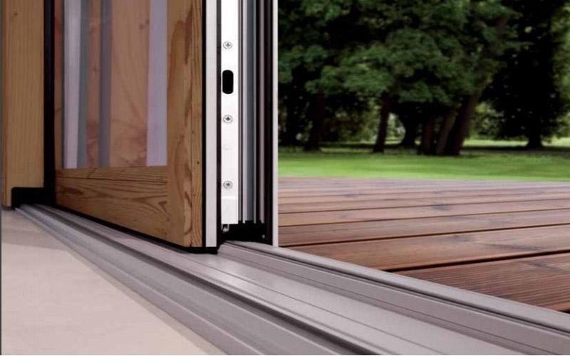 Alca alluminio legno