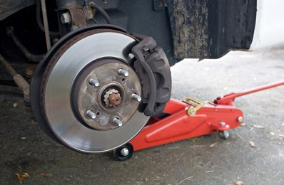 Suspension and brakes