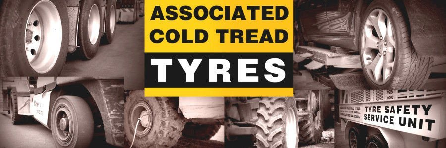 associated cold tread tyres black and white tyres