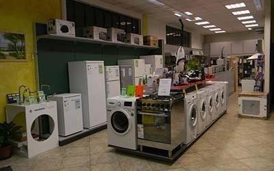 Punto vendita elettrodomestici Lucca
