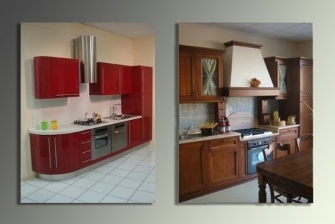 mobili cucina modernA