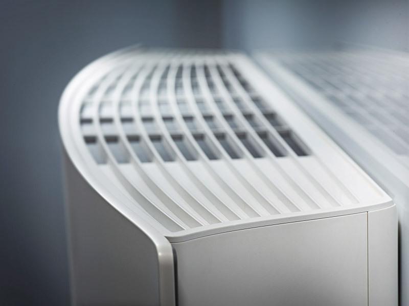 Panasonic air condition displayed