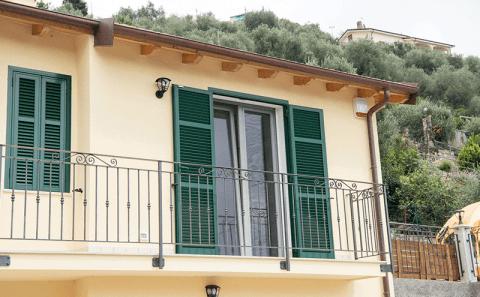persiane per porta finestra