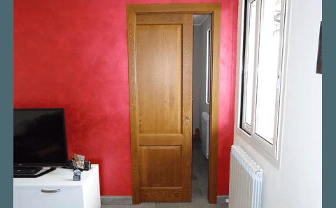 Porta per interni scorrevole