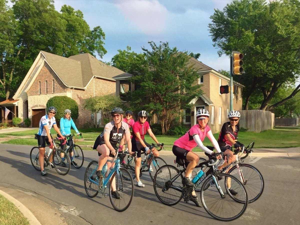 Dallas Bike Works Group Rides