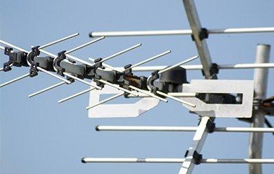 Istallazione antenne terrestri