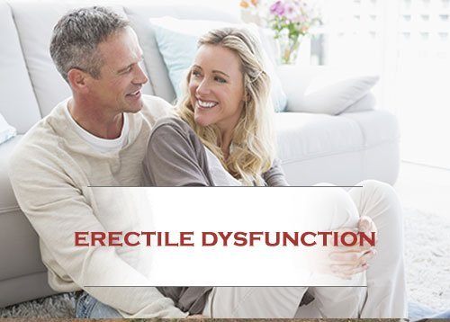 middle aged man suffering from erectile dysfunction
