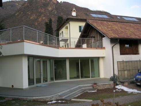 Bau von Gebäuden